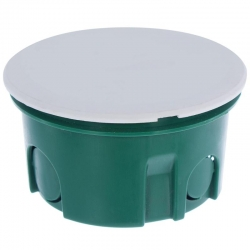 Коробка распределительная круглая Schneider Electric 100x50