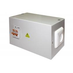 ЯТП-0,25 220/12-2 авт.TDM ящик с трансформатором понижающим