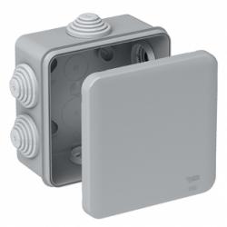 Распределительная коробка накладная квадратная IP55 85x85x40  Schneider Electric